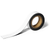 Durable Magnetic Labelling Tape 20mmx5m White