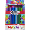 Texta Nylorite Colouring Marker Assorted Pack Of 24