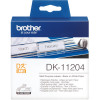 Brother DK-11204 Return Address Label 17x54mm White Box of 400