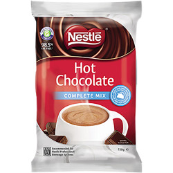 Nestle Hot Chocolate Complete Mix 750gm