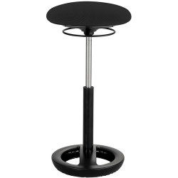 Twixt Active Seating Stool Extended Height Black
